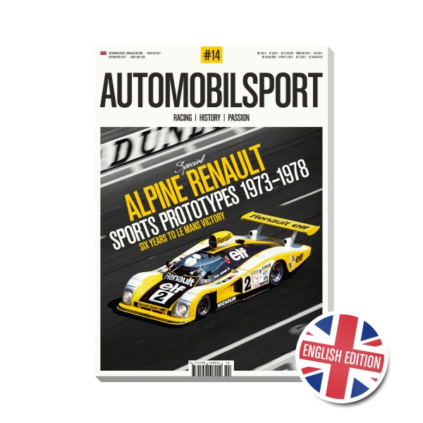 AUTOMOBILSPORT #14 (04/2017) – English edition