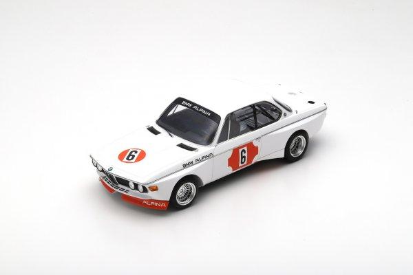 BMW 3.0 CSL Lauda/Muir 4h Monza 1973 Spark 1:18