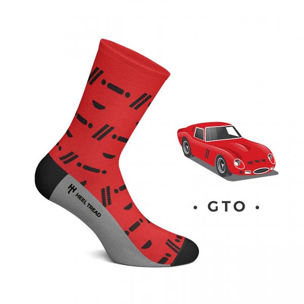 Heel Tread socks – GTO