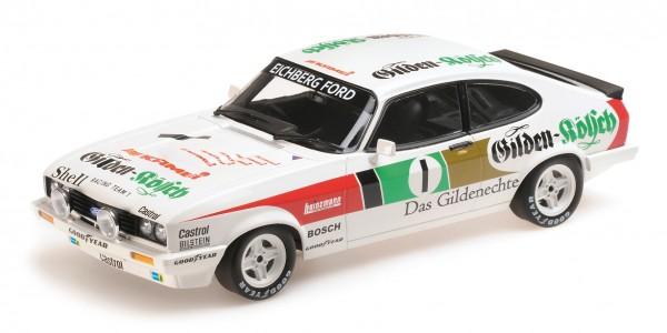 Ford Capri 3.0 Rosberg/Schaefer/Vatanen 24h Nürburgring 1982 Minichamps 1:18