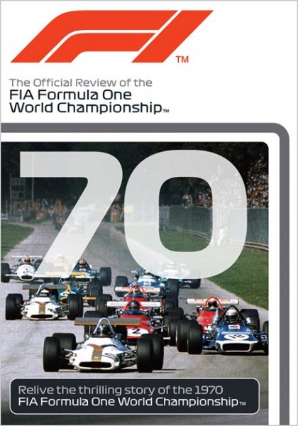 F1 1970 – The Official Review of the FIA Formula One World Championship