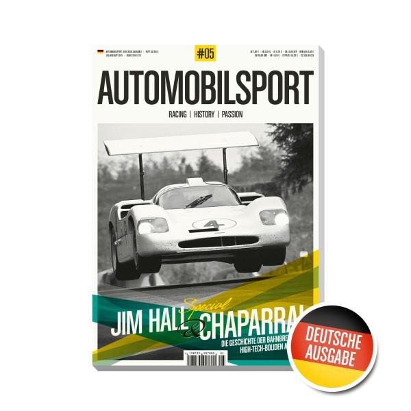 AUTOMOBILSPORT #05 (03/2015) – Deutsche Ausgabe
