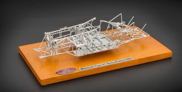 Maserati Tipo 61 Birdcage – 1960 – space frame