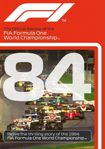 F1 1984 – The Official Review of the FIA Formula One World Championship
