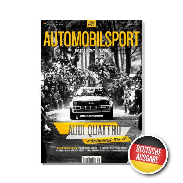 AUTOMOBILSPORT #25 (03/2020) – Deutsche Ausgabe
