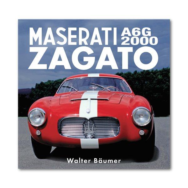 Maserati A6G 2000 Zagato