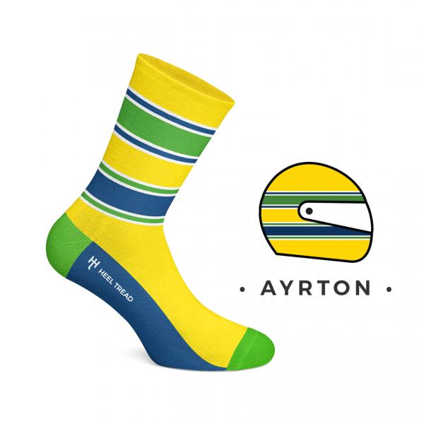 Heel Tread Socken – Ayrton