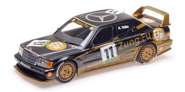 Mercedes-Benz 190E 2.5-16 Evo 2 Kurt Thiim Macau Guia Race 1991 Minichamps 1:18