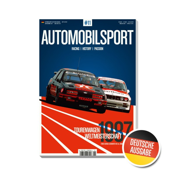 AUTOMOBILSPORT #11 (01/2017) – German edition