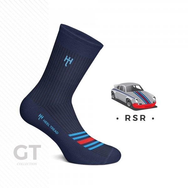 Heel Tread Socken – RSR – Grand Touring