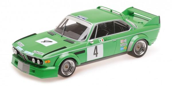 BMW 3.0 CSL Finotto/Facetti Zandvoort 1979 Minichamps 1:18