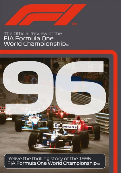 F1 1996 – The Official Review of the FIA Formula One World Championship