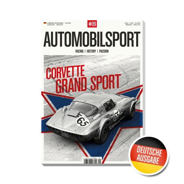 AUTOMOBILSPORT #09 (03/2016) – Deutsche Ausgabe