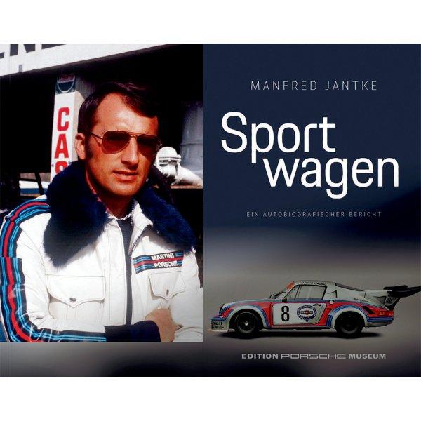 Manfred Jantke – Sport wagen – Cover