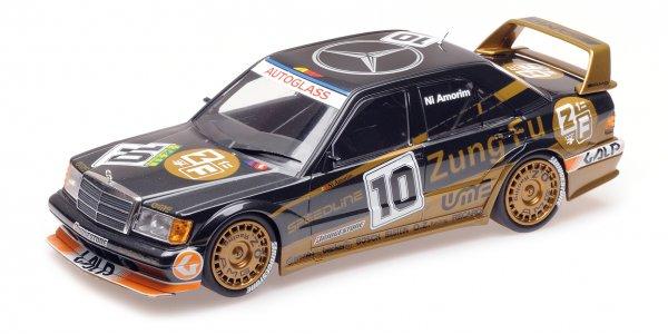 Mercedes-Benz 190E 2.5-16 Evo 2 Ni Amorim Macau Guia Race 1991 Minichamps 1:18