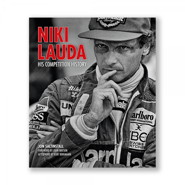 Niki Lauda – His competition history
