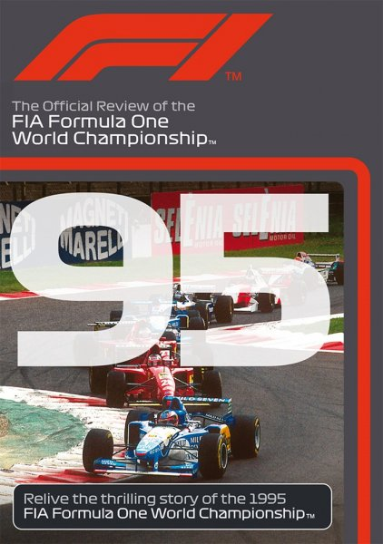 F1 1995 – The Official Review of the FIA Formula One World Championship