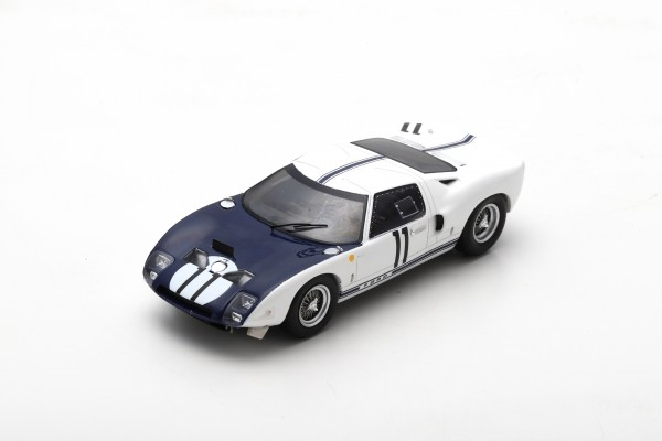 Ford GT40 Ginther/Gregory 24h Le Mans 1964 Spark 1:43