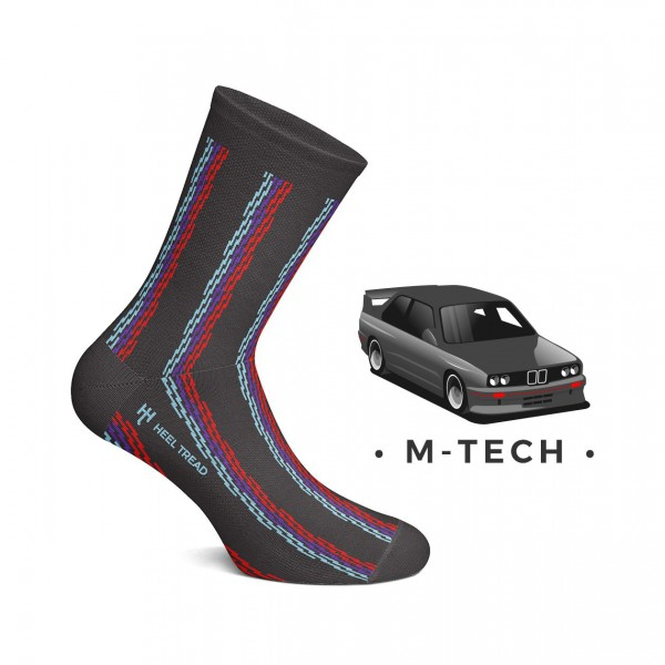 Heel Tread socks – M-Tech