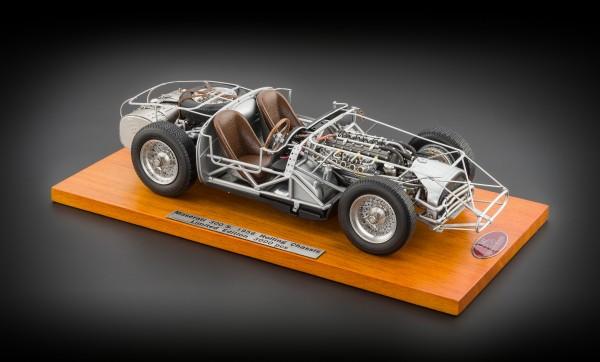 Maserati 300 S – 1956 – Rolling chassis