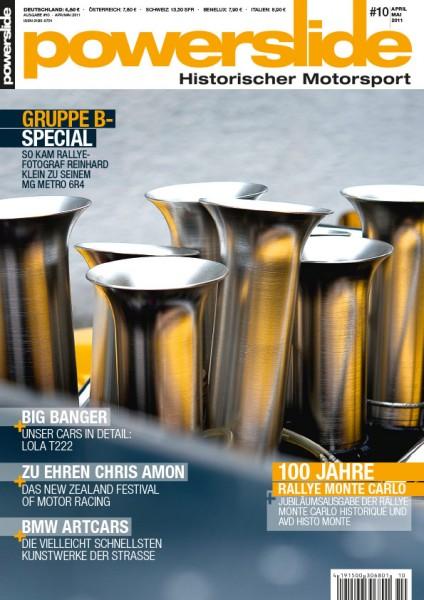 powerslide Ausgabe #10 (02/2011)