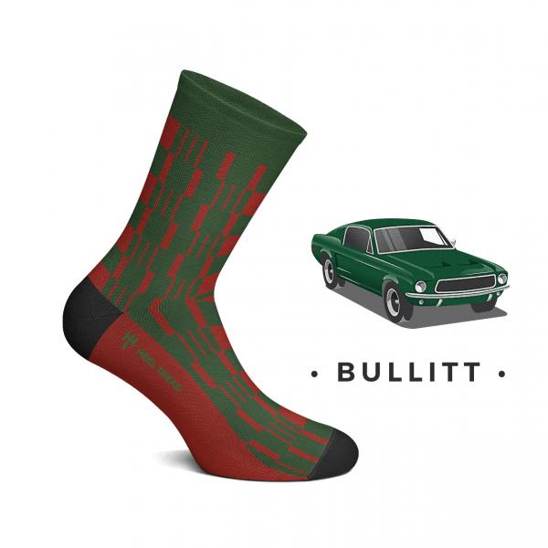 Heel Tread Socken – Bullitt