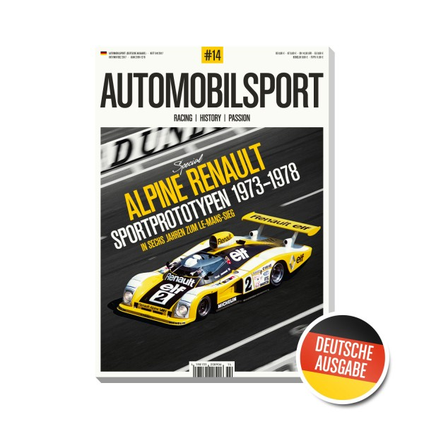 AUTOMOBILSPORT #14 (04/2017) – German edition