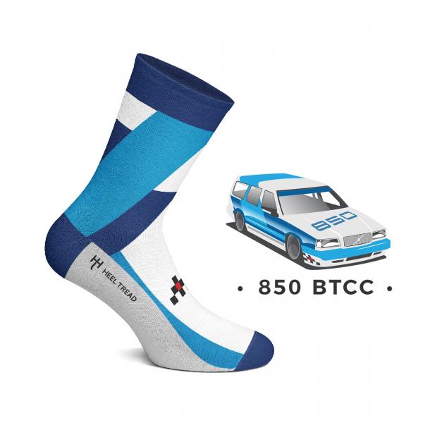 Heel Tread Socken – 850 BTCC