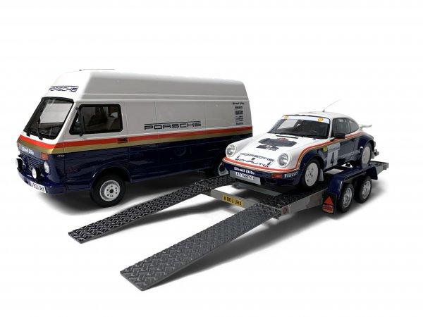 Porsche 911 SC RS Toivonen/Grindrod Rally des 1000 Pistes 1984 OttOmobile 1:18