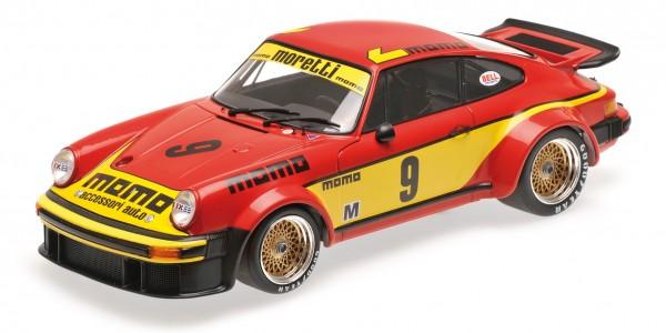 Porsche 934 Brambilla/Moretti 6h Silverstone 1977 Minichamps 1:18