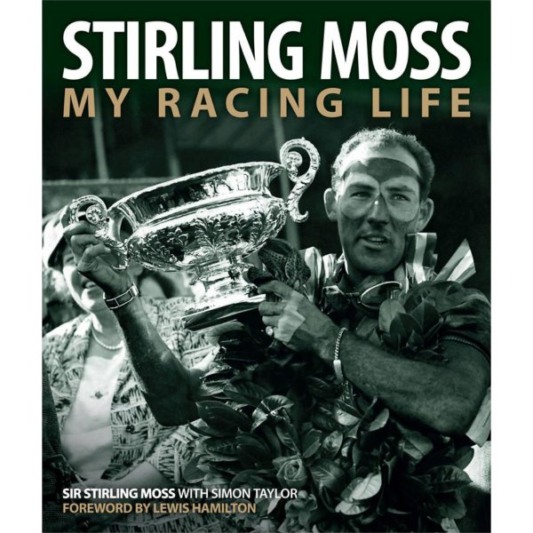 Stirling Moss – My Racing Life – Cover