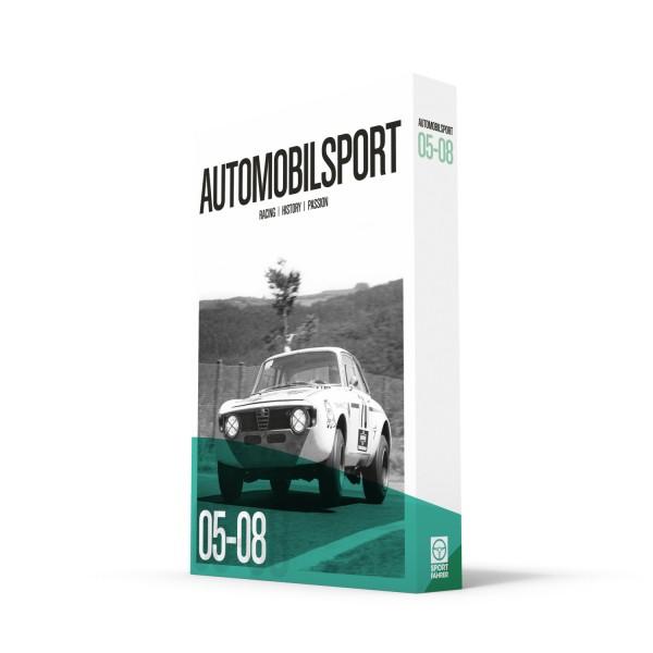 Sammelschuber AUTOMOBILSPORT #05–#08