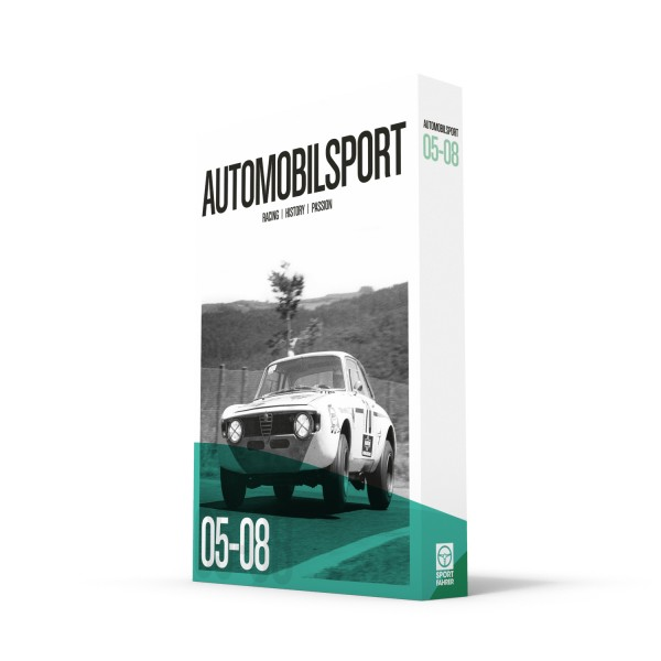 Slipcase AUTOMOBILSPORT #05-#08