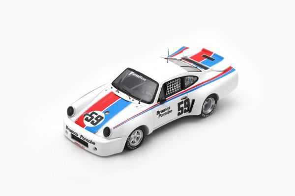Porsche 911 Carrera RSR Peter Gregg 100 miles Mid-Ohio 1975 Spark 1:43