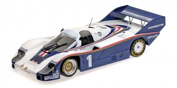 Porsche 956K Ickx/Bell 6h Silverstone 1982 Minichamps 1:18