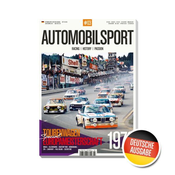 AUTOMOBILSPORT #03 (01/2015) – German edition