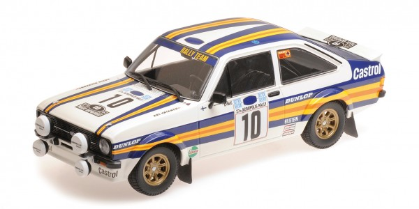 Ford Escort RS 1800 Vatanen/Richards Acropolis Rally 1980 Minichamps 1:18