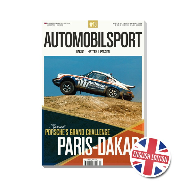 AUTOMOBILSPORT #13 (03/2017) – English edition