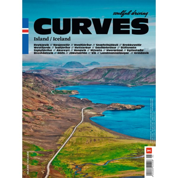 CURVES Band 16 – Island – Cover