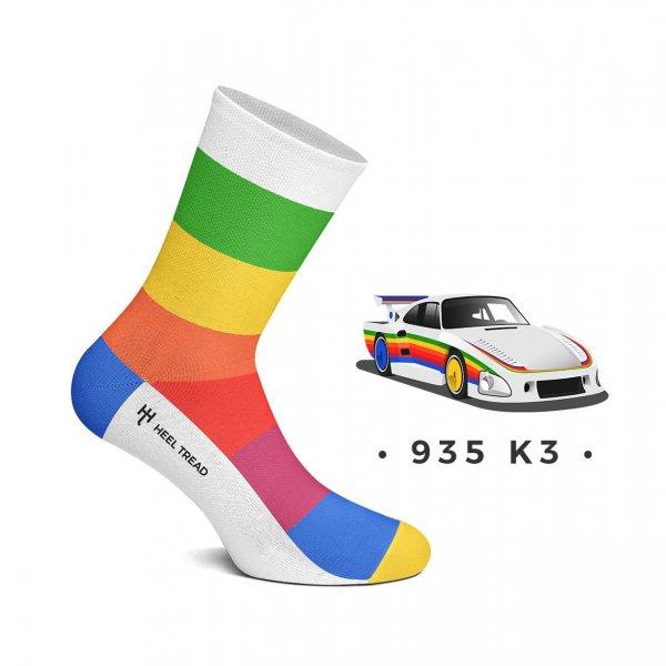 Heel Tread Socks – 935 K3