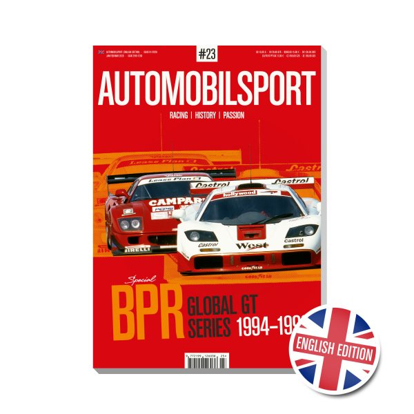 AUTOMOBILSPORT #23 (01/2020) – English edition