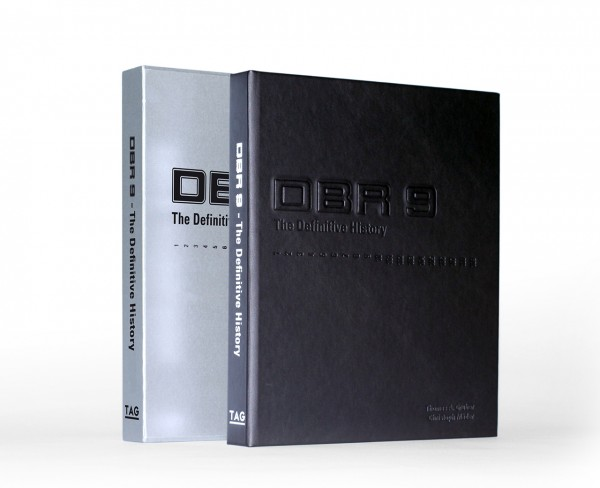 DBR9 – The Definitive History / Aficionado's Edition