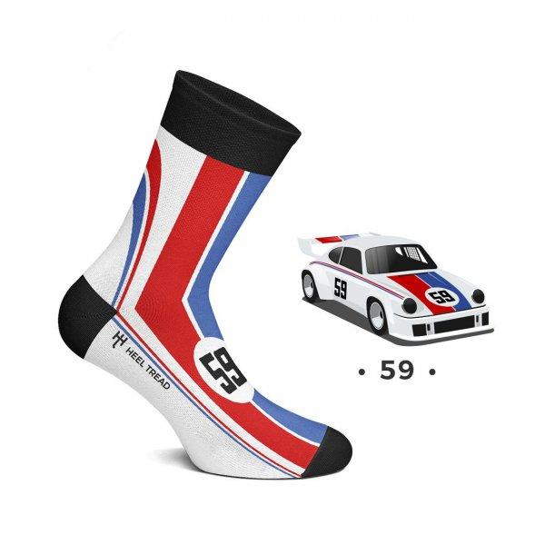 Heel Tread Socken – 59