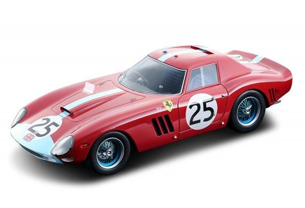 Ferrari 250 GTO 64 Ireland/Maggs/Stewart 24h Le Mans 1964 Technomodel 1:18