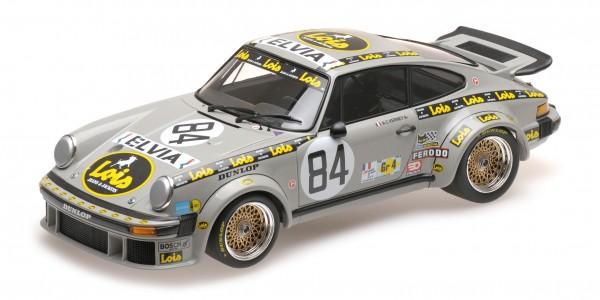 Porsche 934 Verney/Metge/Bardinon 24h Le Mans 1979 Minichamps 1:18