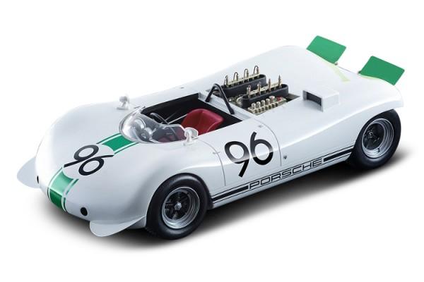 Porsche 909 Bergspyder Rolf Stommelen Gaisberg Bergrennen 1968 Technomodel 1:18