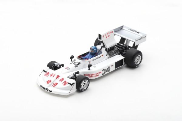 March 761 Hans-Joachim Stuck Long Beach GP 1976 Spark 1:43