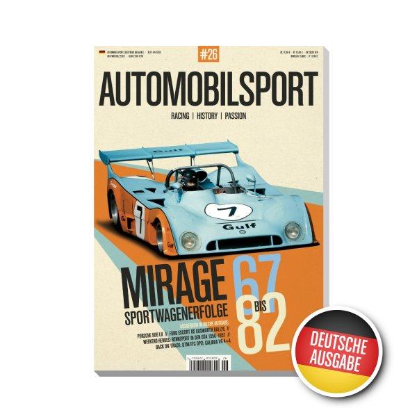 AUTOMOBILSPORT #26 (04/2020) – Deutsche Ausgabe