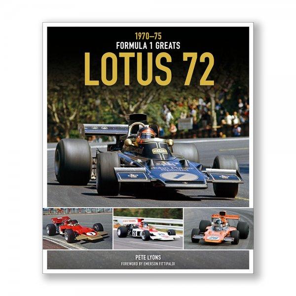 Lotus 72: 1970–75