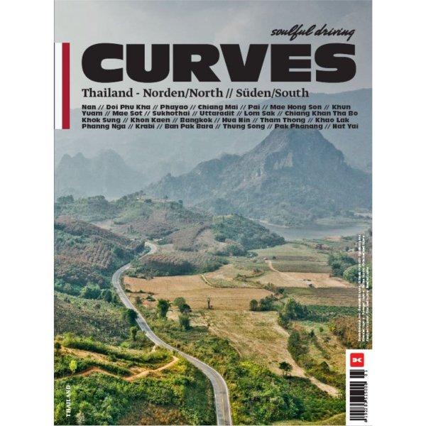 CURVES Band 12 – Thailand – Norden/Süden